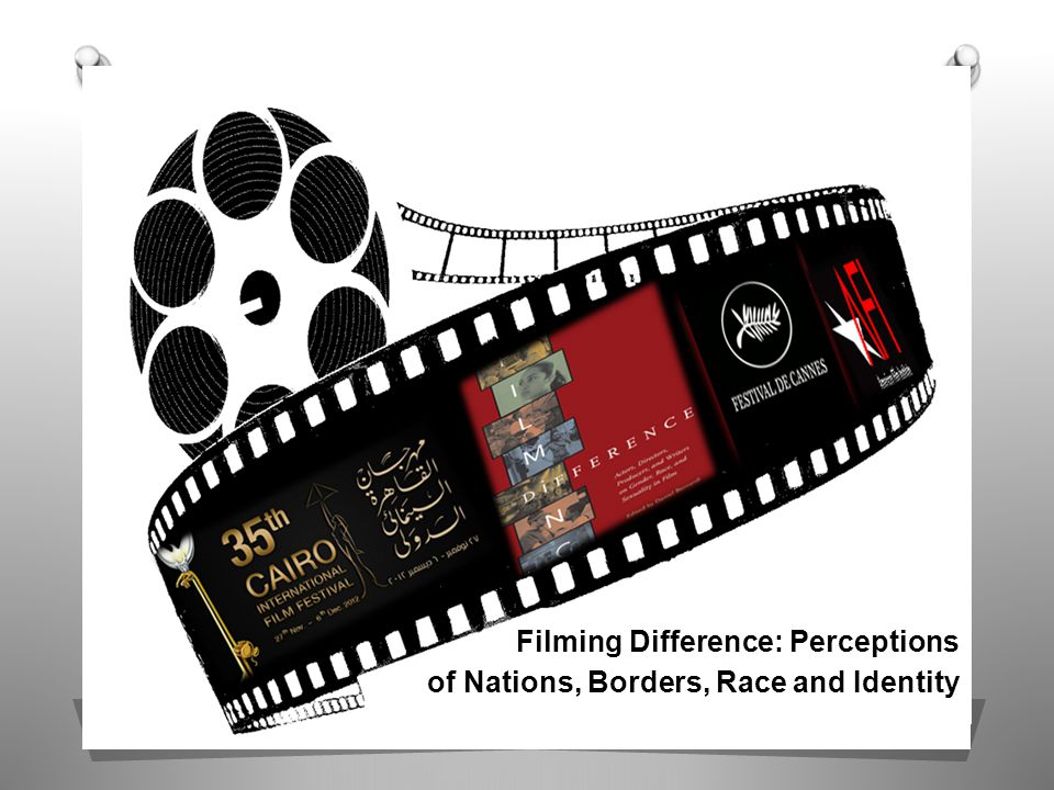 Filming Difference: Perceptions of Nations, Borders, Race and Identity