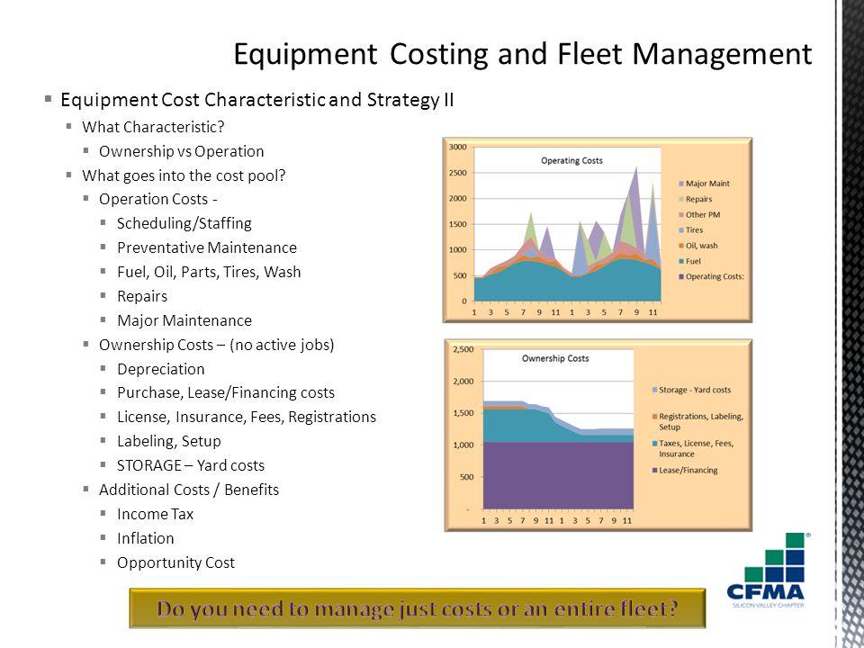 Fleet Management  Does Fleet Management make sense for your business?