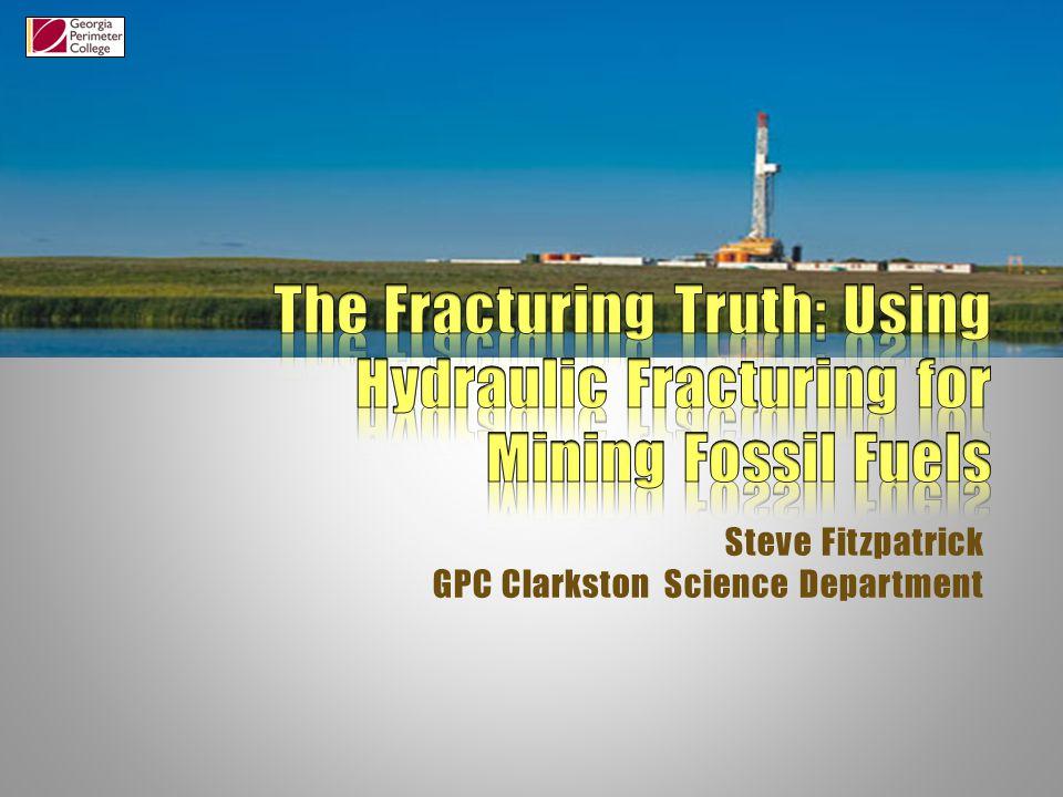 Steve Fitzpatrick GPC Clarkston Science Department