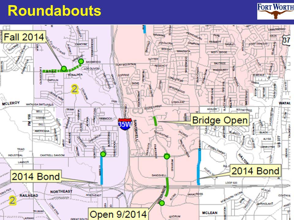 22 Roundabouts