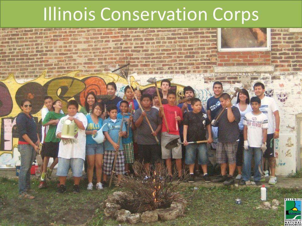 Illinois Conservation Corps