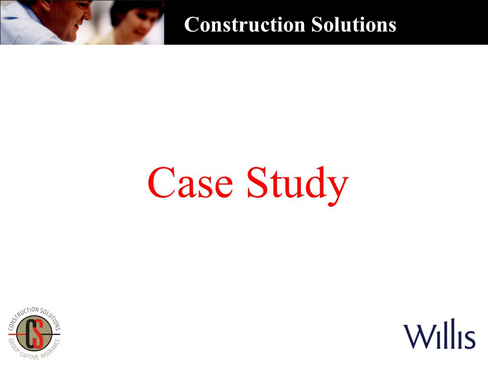 Case Study Construction Solutions