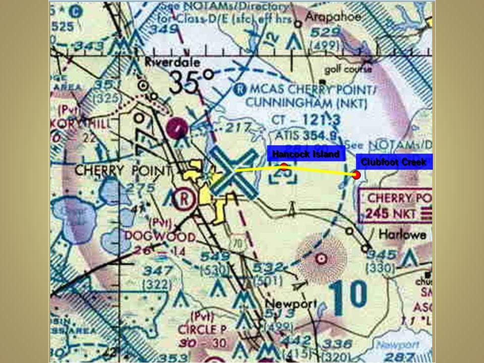 VFR Entry/Exit Routes