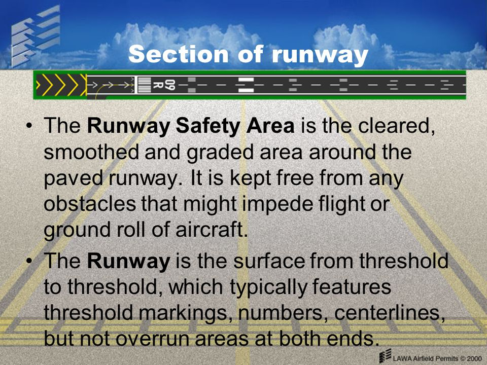 Active runway At major airports with multiple runways, the active could be any of a number of runways. At major airports, the active runway is based o