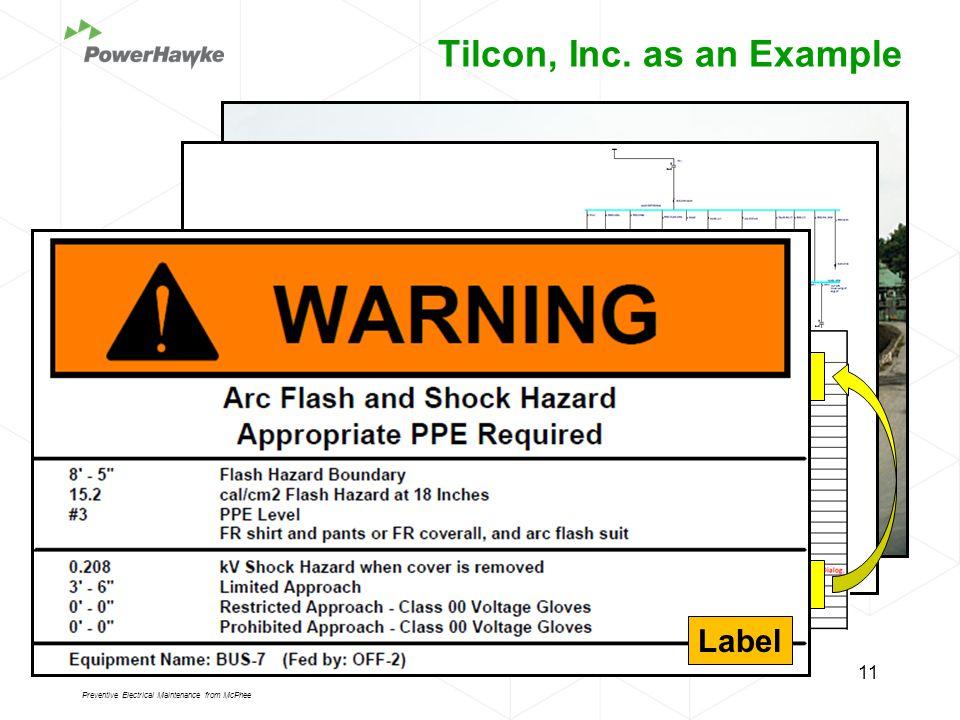 Tilcon, Inc.
