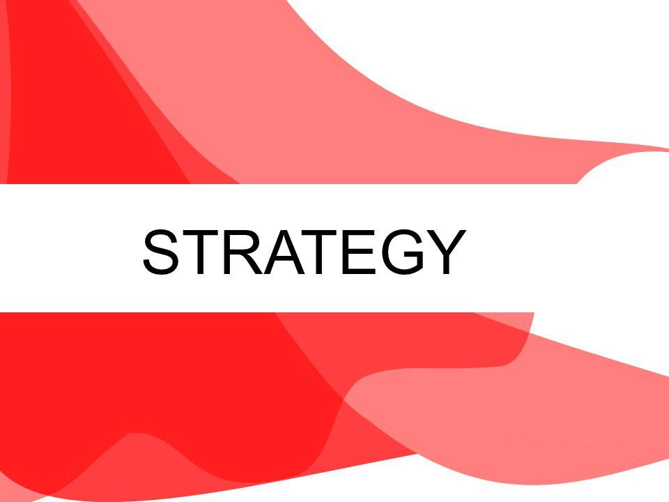 STRATEGY Strategy Divider Slide