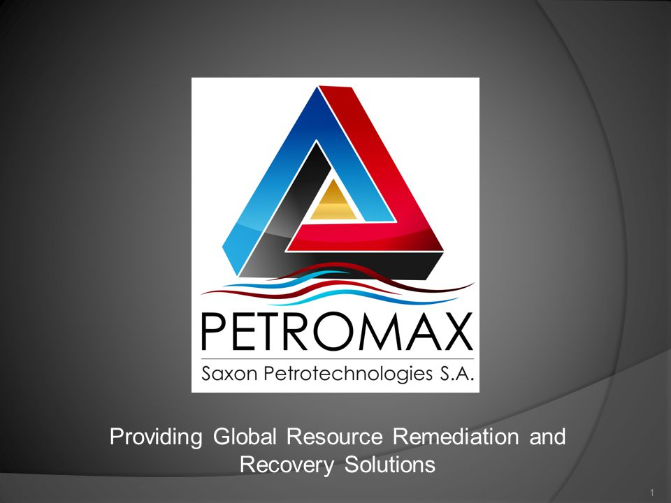 Providing Global Resource Remediation and Recovery Solutions 1