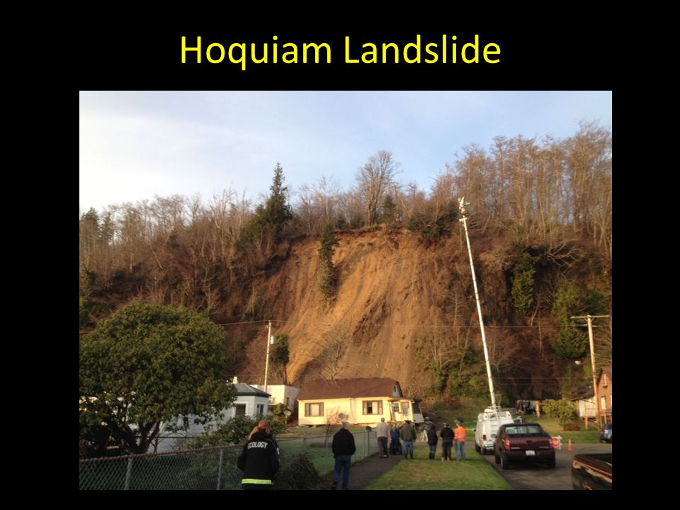 Hoquiam Landslide