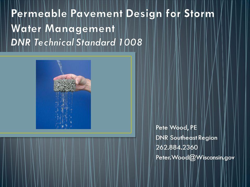 Aggregate Storage Reservoir Underdrain Soil Subgrade Aggregate Infiltration Underdrains Construction