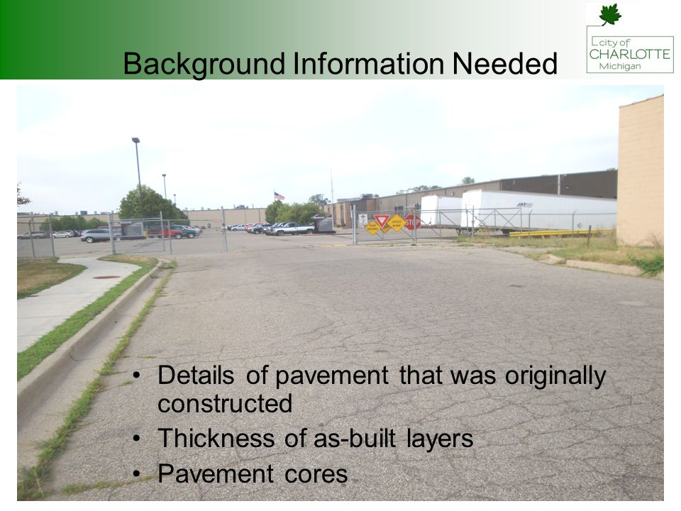 Construction Sequence Remove castings Recycle pavement Adjust structures Place overlay