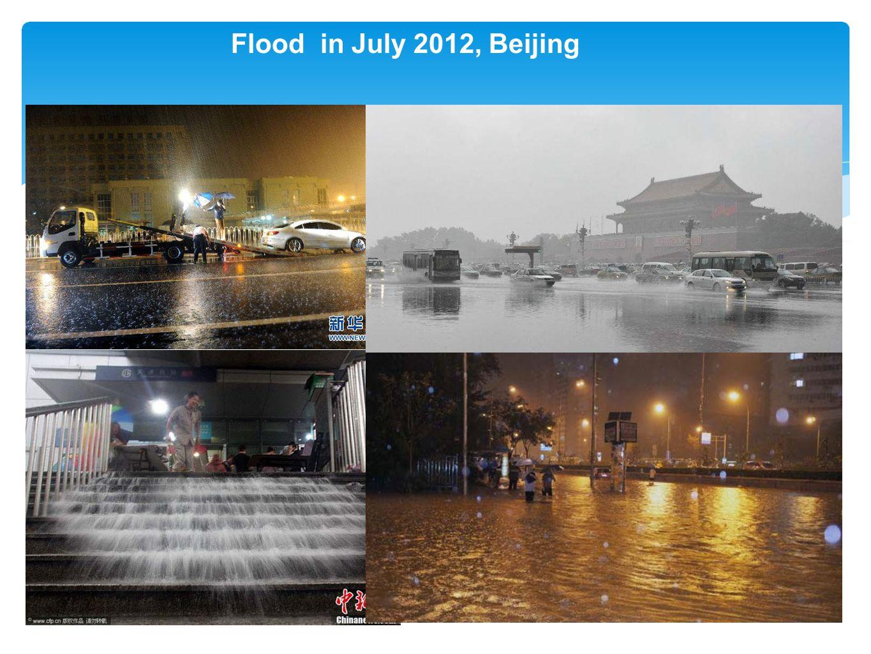 Floodin July 2012, Beijing