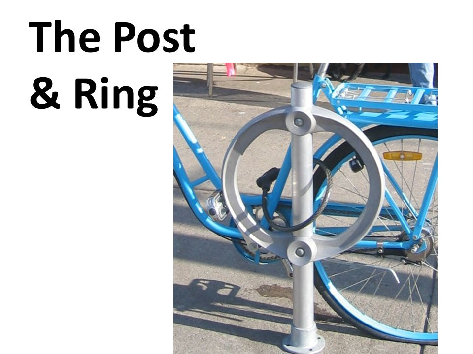 The Post & Ring