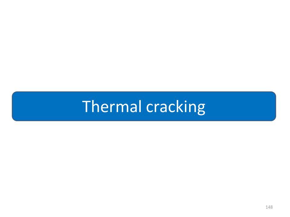 148 Thermal cracking