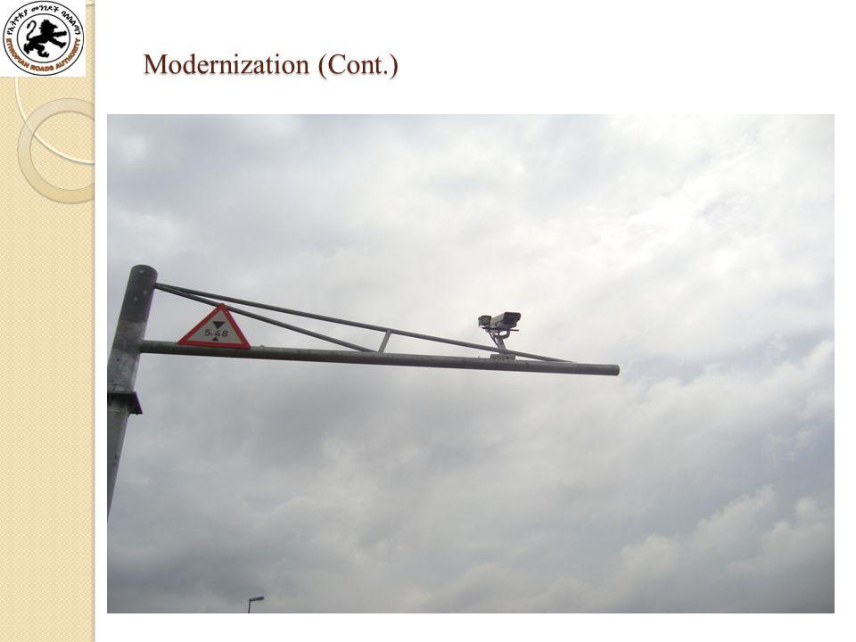 Modernization (Cont.)