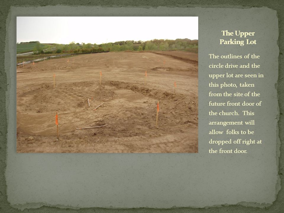 The facility's waste will be disposed of in a septic system on the northwest corner of the campus.
