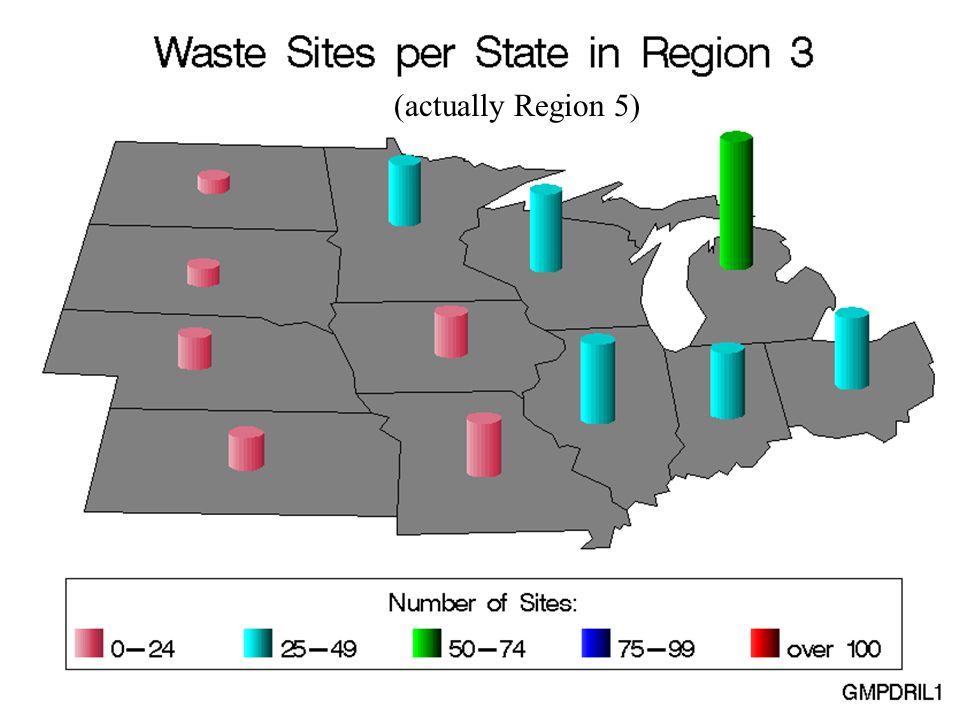 (actually Region 5)