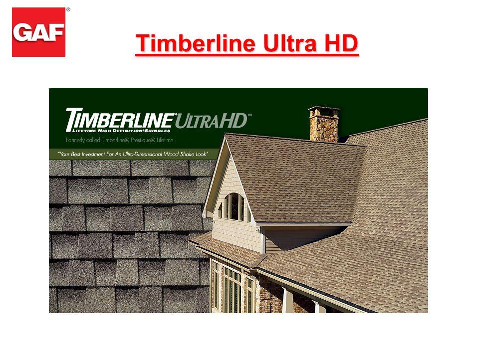 Timberline Ultra HD
