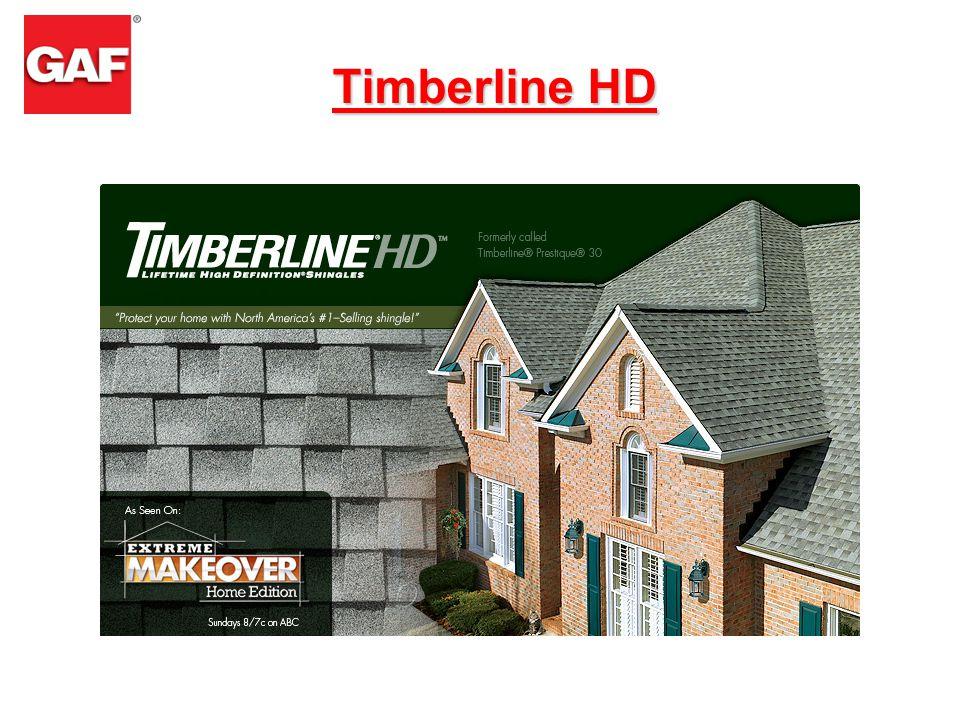Timberline HD