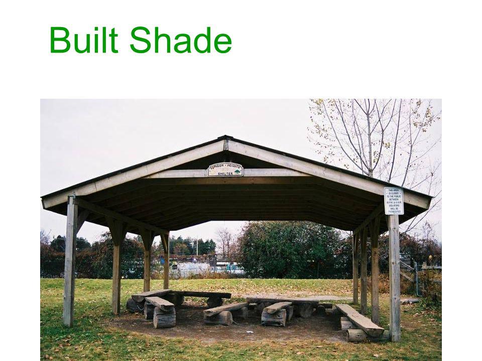 Built Shade