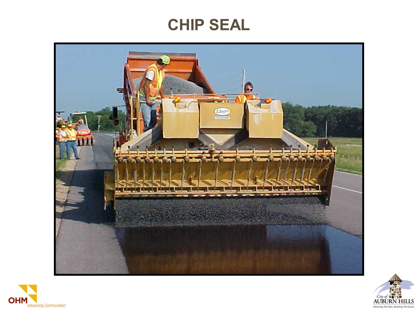 CHIP SEAL