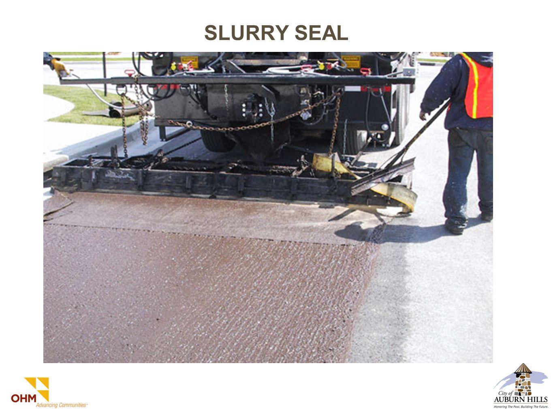 SLURRY SEAL