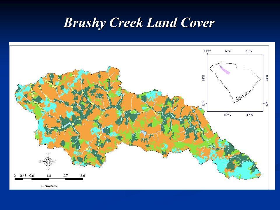 Brushy Creek Land Cover