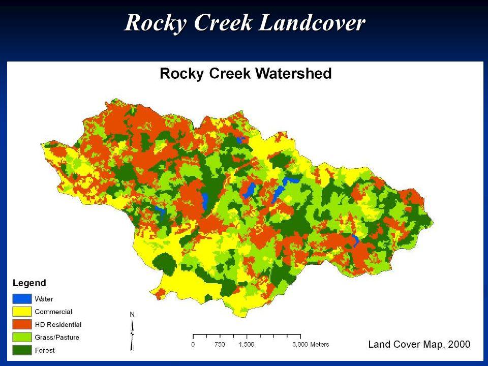 Rocky Creek Landcover