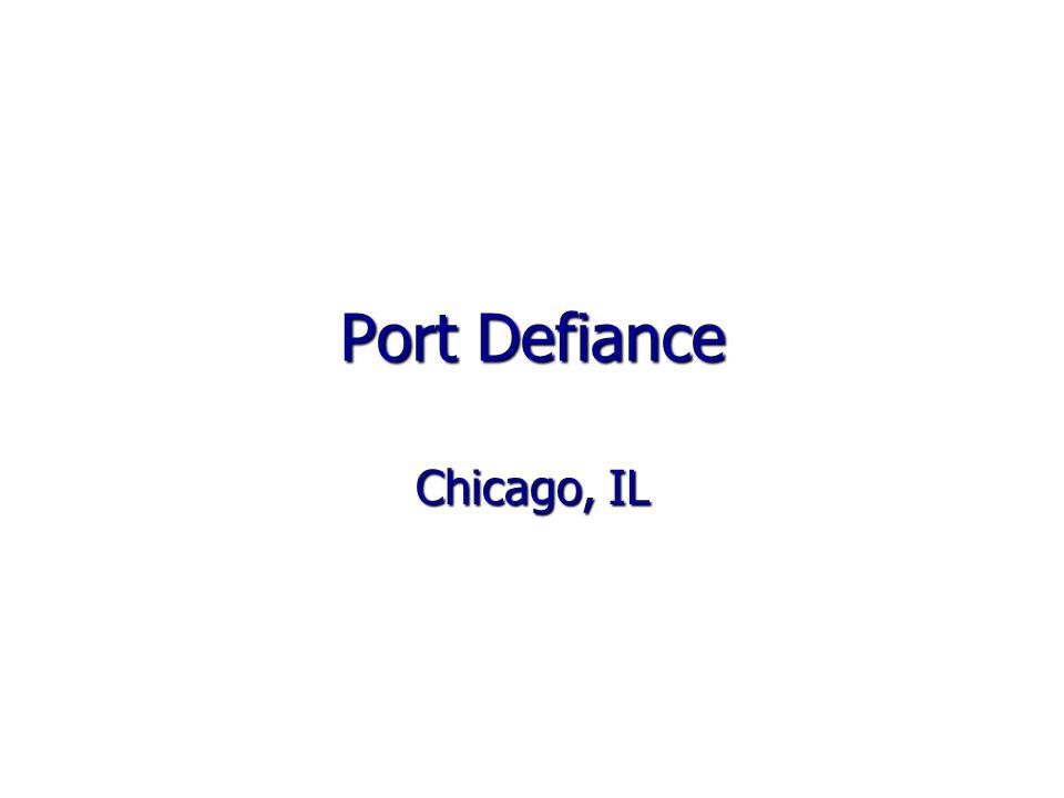 Port Defiance Chicago, IL