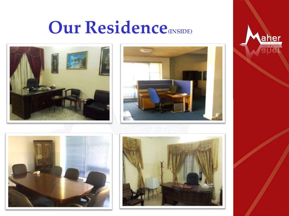 Our Residence (INSIDE)