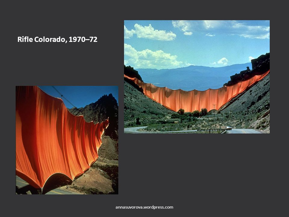 Rifle Colorado, 1970–72 annasuvorova.wordpress.com