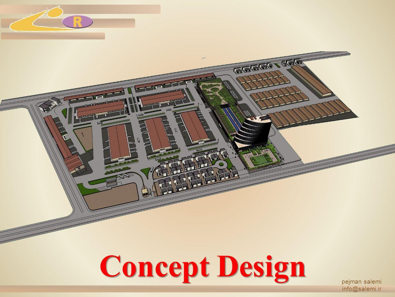 Concept Design pejman salemi info@salemi.ir