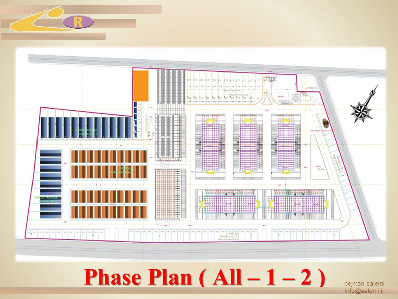Phase Plan ( All – 1 – 2 ) pejman salemi info@salemi.ir