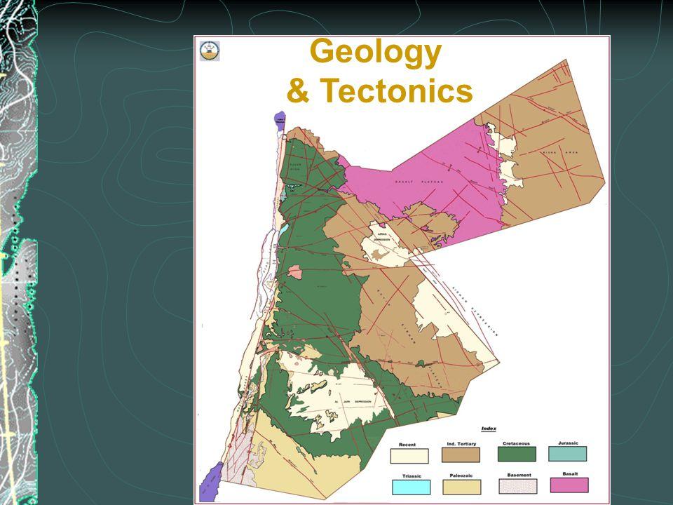Geology & Tectonics