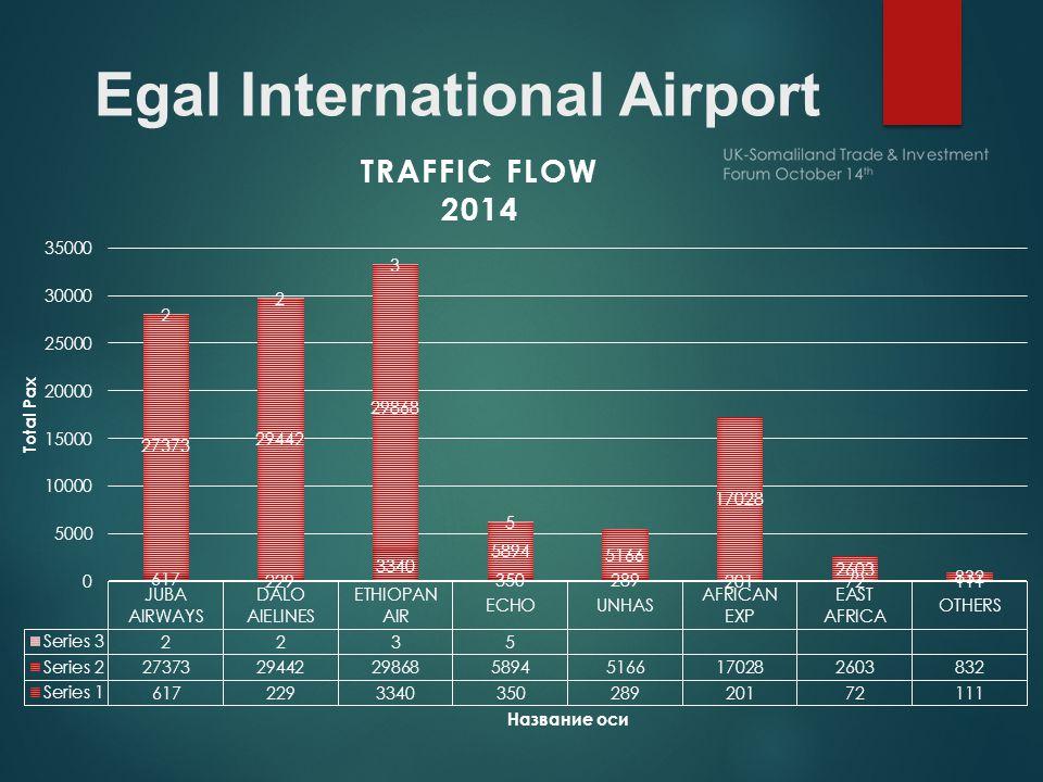 Egal International Airport