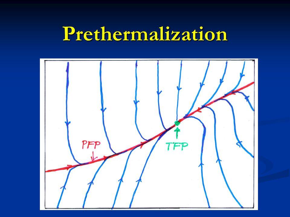 Prethermalization