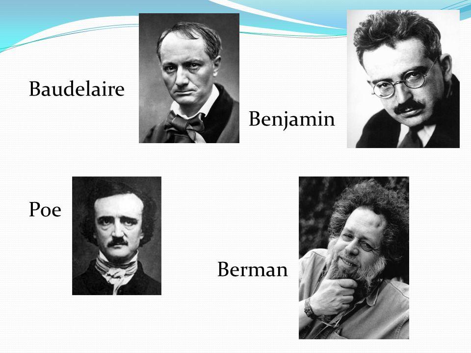 Baudelaire Benjamin Poe Berman