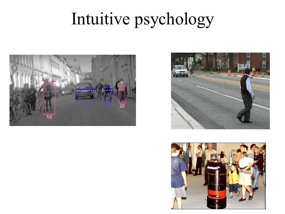 Intuitive psychology