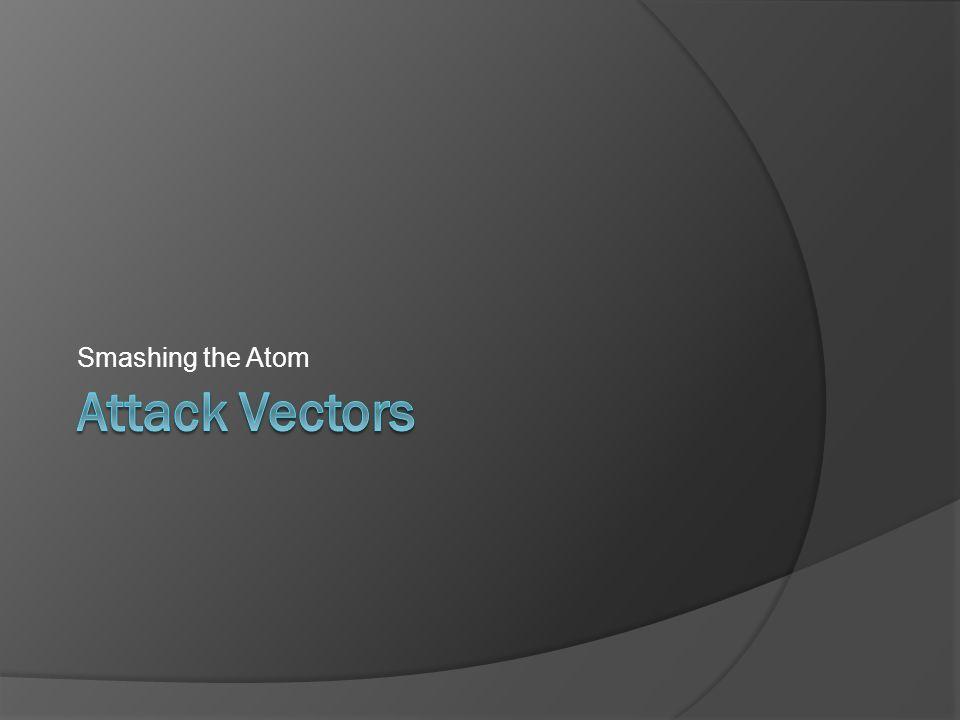 Smashing the Atom