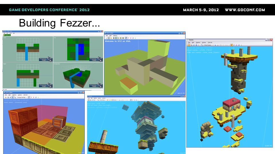 Building Fezzer...