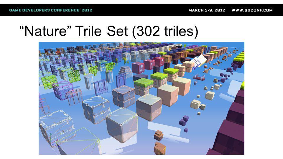 Nature Trile Set (302 triles)