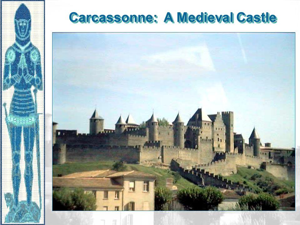 Carcassonne: A Medieval Castle