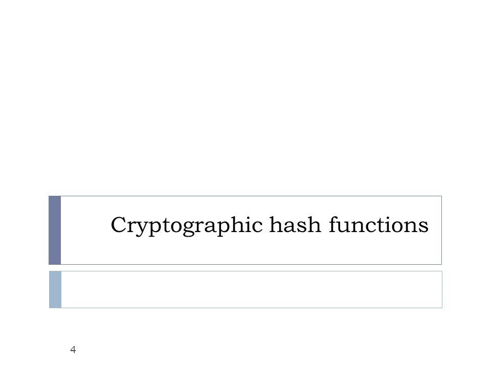 A few possibilities 35  The secret-prefix method: MAC(K,m) = h(K  m).