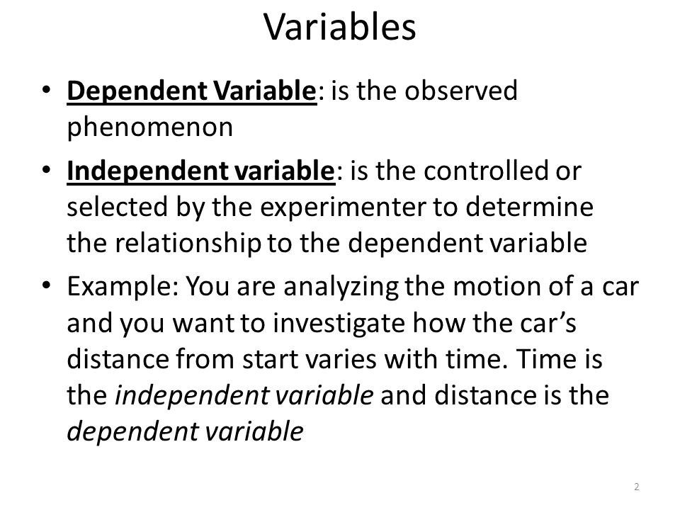 dependent variables and independent variables to determine employee theft Workforce management (wfm) is an integrated set of processes that a company uses to optimize the productivity of its employees an independent variable is a variable that is manipulated to determine the value of a dependent variable s the dependent variable is what is being measured in an.