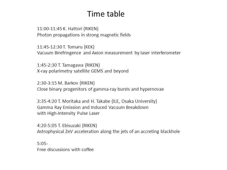 Discussion 1 B ~ 10 2 ×B c
