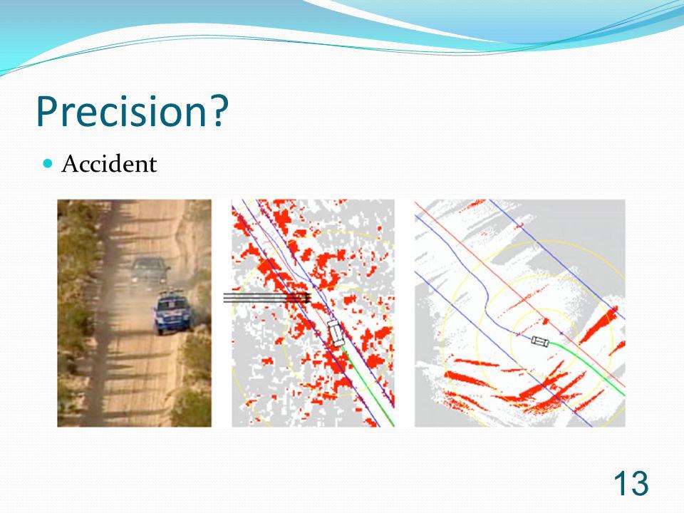Precision? Accident 13
