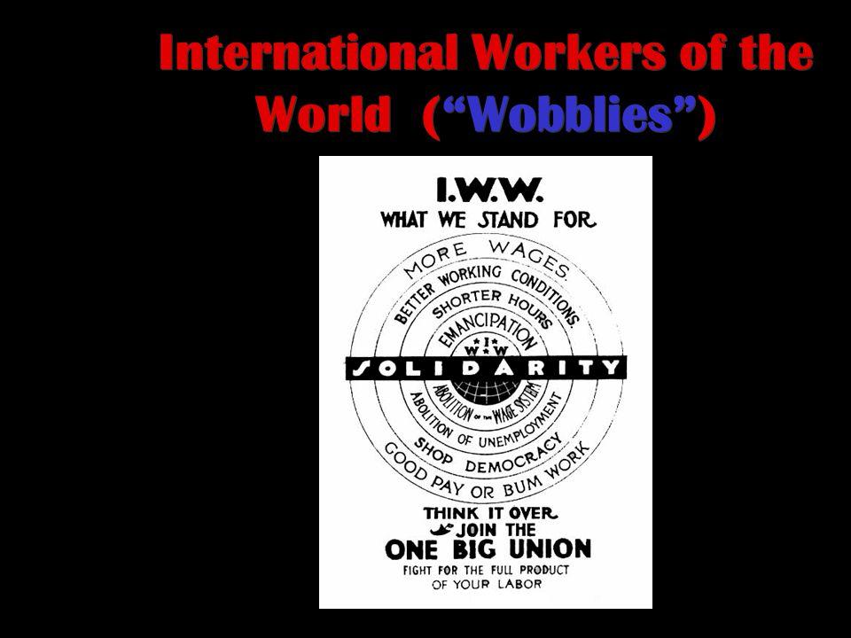 The Socialists Eugene V. Debs