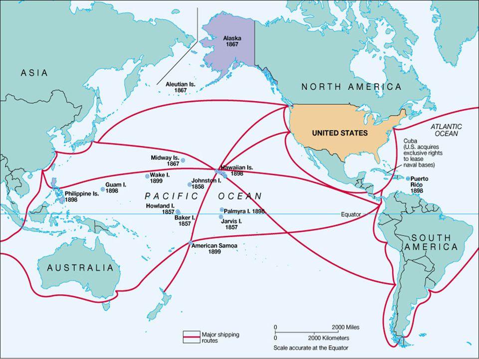 U.S. View of Hawaiians Hawaii becomes a U. S. Protectorate in 1849 by virtue of economic treaties.