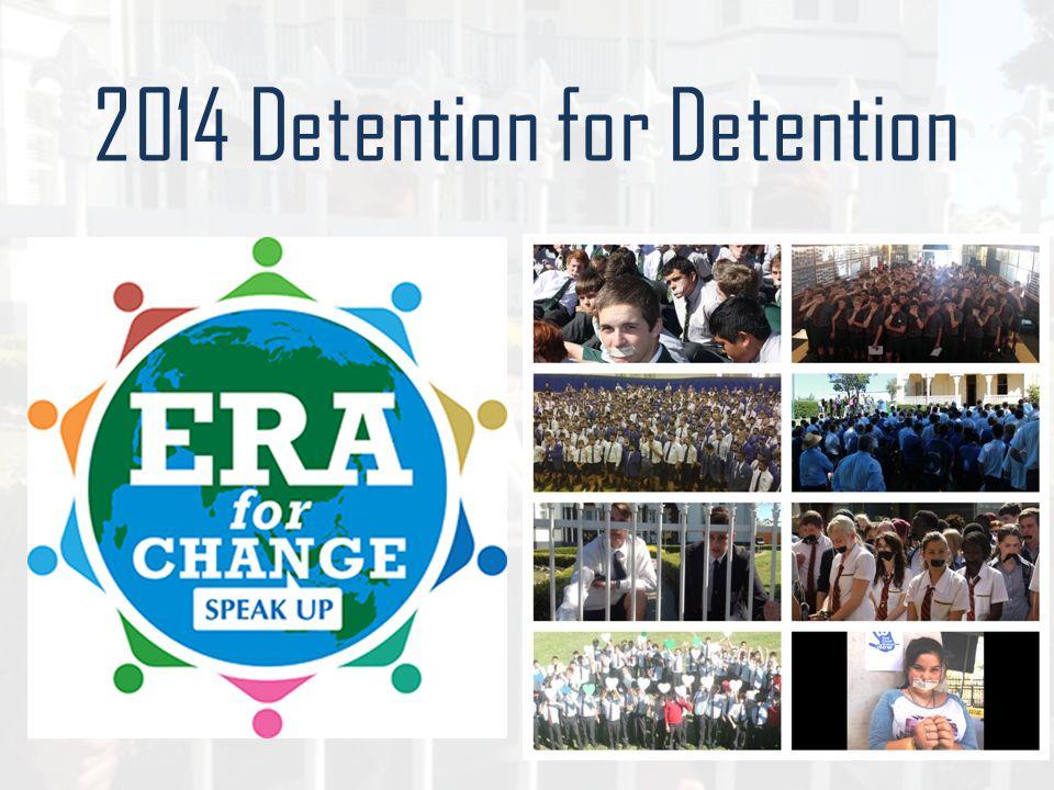 2014 Detention for Detention