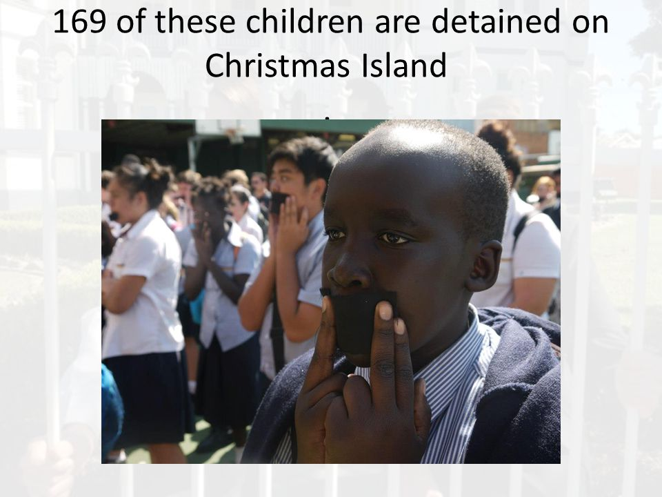 193 children are detained on Nauru.