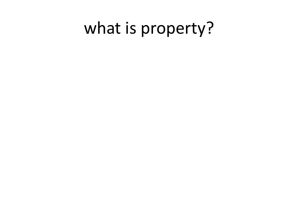 the importance of property in business property (assets) as an indicator of corporate prosperity the importance accorded to owners (shareholders) of a business capitalist business activity understood as voluntary exchanges of property property rights matter